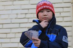 $10 will help 2 disadvantaged students improve their financial literacy and contribute to families' spending and saving - Financial Literacy Act for Mongolian Education