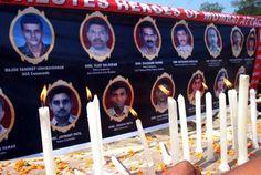 Ravi Somani paying homage to the martyrs and victims of the #26/11 #Mumbai terror attacks. http://www.ravisomani.com