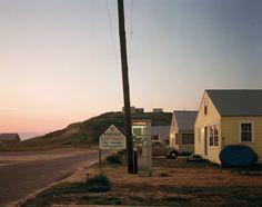 Roseville Cottages, Truro, 1976, Joel Meyerowitz