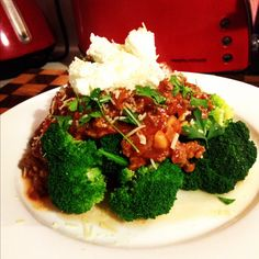 Carb Free Bolognese with cottage cheese