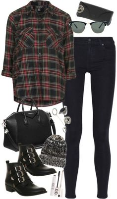 outfit for college by im-emma featuring etro hats