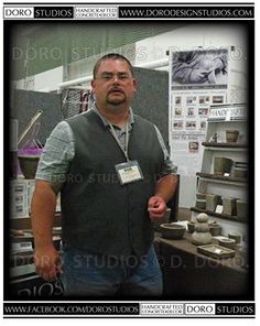Had a Great Time and a Very Successful Showing at The 100 American Craftsmen Show 2016 :)  https://www.facebook.com/dorostudios