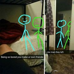 100+ Funniest Snapchats Pictures