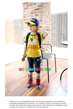 Aliexpress.com : Buy Promotion Sale Boy Cartoon Tshirts Kids Elephant Tops,Free Shipping K0513 from Reliable Kids Summer T-shirts suppliers on SICIBAY - Women's Clothing : Selling for Donating