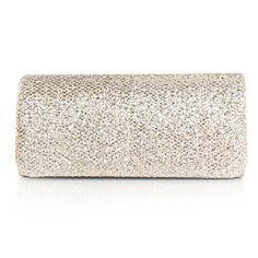 elegante Seide mit glänzenden Pailletten Abend Handtasche / Kupplungen (weitere Farben) – EUR € 16.16