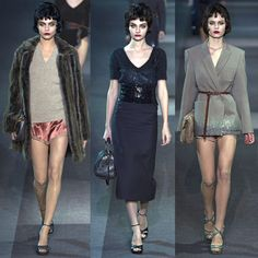 Louis Vuitton Fall/Winter 2013 Runway Looks