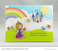 Clear Stamps - Once Upon a Time