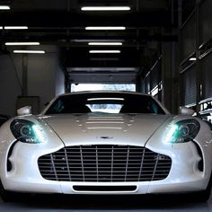 Aston Martin One 77
