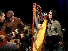 El Tren Lechero - Nicolas Carter on Paraguayan harp