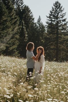 Jeremy and Audrey Roloff Maternity Photoshoot in flower fields - flower crown - maternity dress - prayer for future daughter aujpoj.com