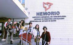 COMO TER UM MUNDO MELHOR: RJ: Hemorio lança campanha de Carnaval e espera aumentar estoques de sangue