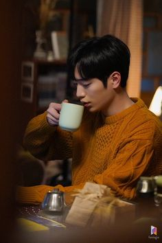 where can i find myself a man like seo kang joon :/ Seo Kang Jun, Seo Joon, Drama Korea, Korean Drama, Seo Kang Joon Wallpaper, Dimples Of Venus, Ahn Hyo Seop, Half Korean, Seung Hwan