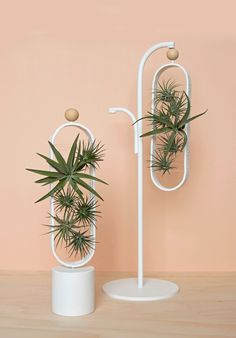 OASIS Indoor Office Planters with Moveable Magnetic Pots - Design Milk
