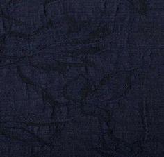 100% Cotton Jacquard Blue Fabric - Cotton - Fabric