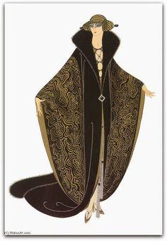 Em 1920, Erté projetou o conjunto e figurinos para o filme Restless Sex estrelado por Marion Davies e financiado por William Randolph Hearst . http://sergiozeiger.tumblr.com/post/103386517203/erte-nascido-roman-petrovich-tyrtov-dia-23-de