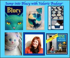 Once in a blue moon, a special pet comes around. Author Julia Dweck's new book Blucy is a sweet tale of a little girl who adopts a blue cat. Blue Cats, Blue Moon, New Books, Little Girls, Adoption, Day, Foster Care Adoption, Toddler Girls, Full Moon