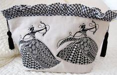 Nostalgia Machine Embroidery Design