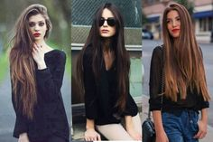 Another good example to advise on the trend of bangs, such as summer cut and hairstyle A bet on open fringes. LONG HAIR CUTS LONG HAIR FASHION of short hairstyles for women spring summer Trend in haircuts Continue Reading → Long Hair Cuts, Long Hair Styles, Hair Trends 2018, Hair 2018, Sunglasses Women, Hair Color, Outfits, Image, Beautiful
