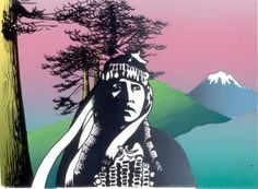 WALLMAPU: SALUDAMOS A TODAS LAS MUJERES LUCHADORAS Y DEFENSORAS DE LA ÑUKE MAPU First Nations, Yoga Meditation, Latina, Tatoos, Decoupage, Stencils, Printables, Draw, Artist