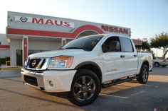 2015 Nissan Titan SV Rear Wheel Drive Crew Pickup | Maus Nissan, New Port Richey, FL