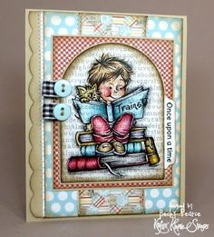 cards by Becky: Kraftin' Kimmie Stamps | New Release