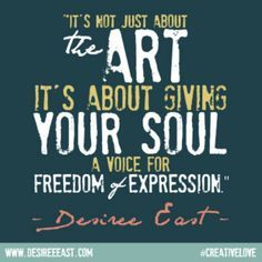 artistic expression quotes - Google Search