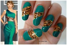 Fife Fantasi Nails : Fashion Sunday- Taylor Swift