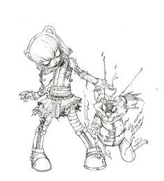 Goth Annie Zombie - League of Legends by phantom62 on DeviantArt
