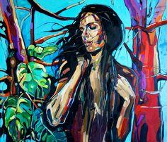 ArtAffair – Galerie für moderne Kunst   Anna Bocek: Maokong 2