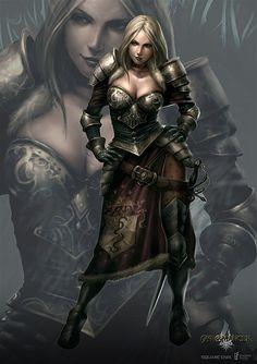 Warrior Girl image   Warrior Women Art - Warrior Girls - Warrior Babes