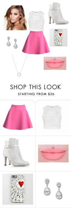 """""""Untitled #25"""" by martinezjorge ❤ liked on Polyvore featuring MSGM, Ally Fashion, Alberta Ferretti, Charlotte Tilbury and Michael Kors"""