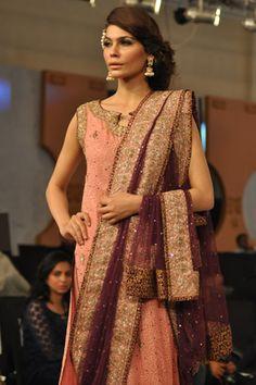 #pantenebridalcoutureweek2013 #bridalcouture PBCW Nida Azwer 2013 Collection