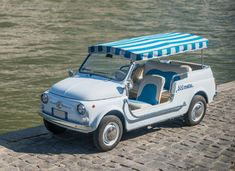 World Of Classic Cars: Fiat 500 Mare by Holiday 1960 - World Of Classic C...