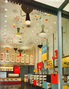 Barton's Bonbonniere 1952 Graphics consultant Alvin Lustig