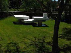 """Colección Arte Público - Tadanori Yamaguchi """"Murmullo del tiempo"""" http://www.fundacioncerezalesantoninoycinia.org/informacion/tadanori-yamaguchi #leonesp"""