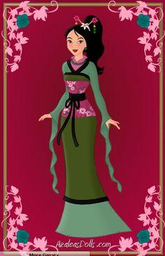 Chinese Princess 2 by lauraboo123.deviantart.com on @deviantART