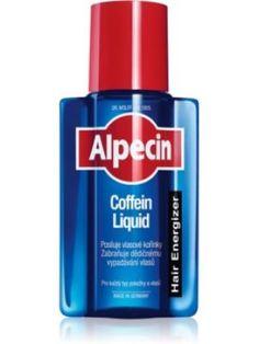 Alpecin Hair Energizer Caffeine Liquid cafeina tonica impotriva caderii parului pentru barbati 200 ml Blond, Lipstick, Beauty, Lipsticks, Beauty Illustration