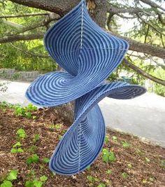 Crocheted Lorenz Manifold