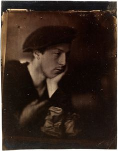Julia Margaret Cameron, 'Hardinge Hay Cameron', 1864, albumen silver photograph from wet collodion negative. Museum no. Ph 362-1981, © Victoria and Albert Museum, London
