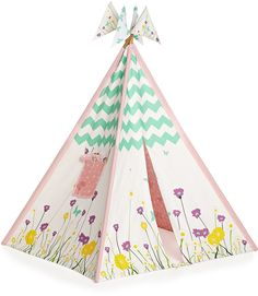 Neiman Marcus Pacific Play Tents Girls' Canvas Play Tent $225.00