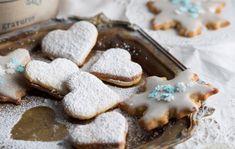 Muropikkuleivät x 5 - Kotiliesi. Finnish Recipes, Pastry Cake, Cookies, Baking, Desserts, Pastries, Crack Crackers, Tailgate Desserts, Deserts