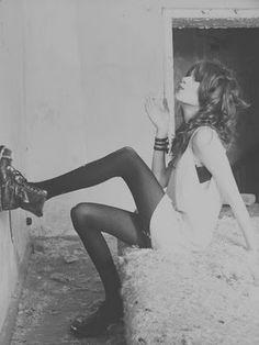 vintage punk glam