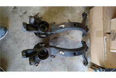 B5 S4 Steel Uprights