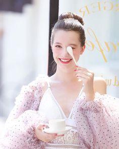 Tween Fashion, Girl Fashion, Anastasia, Asian Kids, Famous Girls, Cute Beauty, Fantasy Girl, Sweet Girls, Aesthetic Girl