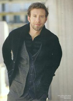 T.J. Thyne who is cute and funny
