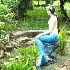 11 Enchanting DIY Mermaid Gardens That Will Inspire You