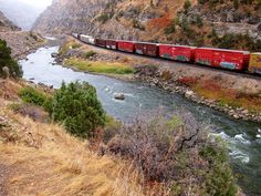 Wind River Wyoming | Spectacular Wind River Canyon, south of Thermopolis, Wyoming