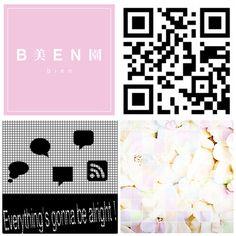 🎀『B美EN園』のAmeblo / QRコード ❤️ブログのQRコードを作ってみました~ 🎉🎊🙌🏻💞✨ ★★QRコードから『B美EN園』の ブログにアクセスしよう!★★★  http://ameblo.jp/bienfukuoka/entry-12292348288.html  #QR #blog #new #photo #design  #business #instajapan #ameblo #camera #love #coordinate #instapic #instastyle #instabeauty #instabest #instalike #i #instagood #yolo #kawaii #cute #fukuoka #beauty  #style  #like #business #produce #freedom #fun #art