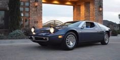 The Maserati Bora Has the Most Delightful Roar Maserati 3200 Gt, Maserati Bora, Retro Cars, Vintage Cars, Maserati Sports Car, Rolls Royce Cars, Bmw Classic Cars, Bmw Series, Best Muscle Cars