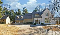 An Architect's Family Home in Germantown, Tennessee